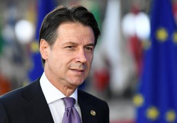 Italian PM denies rift between governing parties over budget