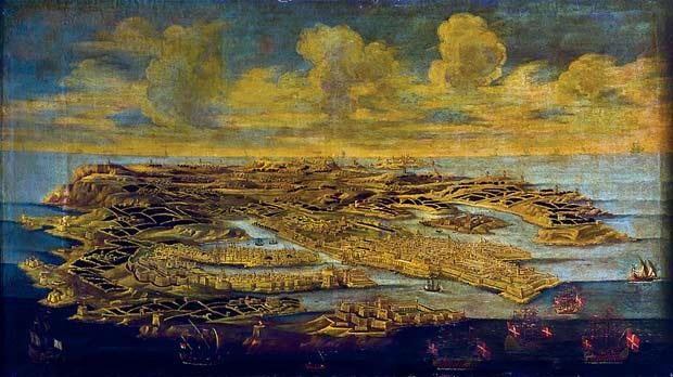 Malta in the late 18th century, when the corsairs Zelalich, Raffaeli and Lipari sailed the sea.
