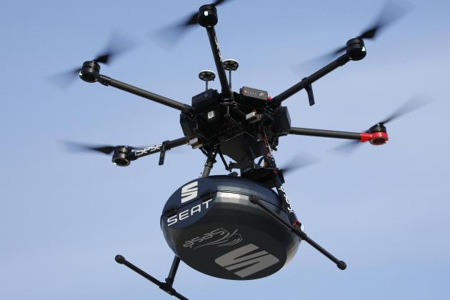 The sky isn't the limit: drones set to revolutionise logistics