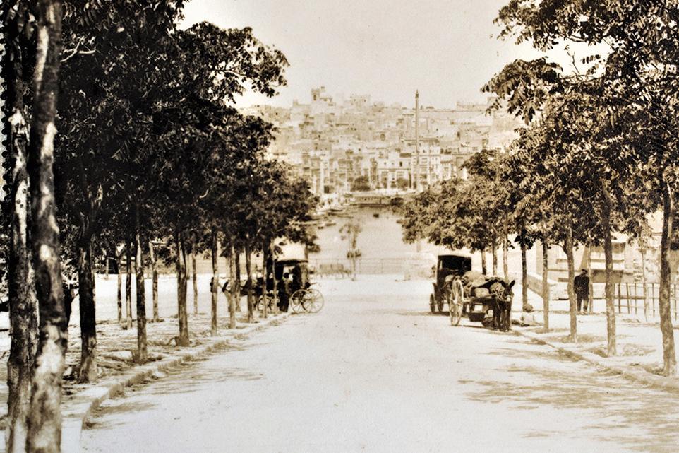 Victory Square, Vittoriosa,1920s.