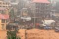 Hundreds feared buried alive in Sierra Leone mudslide