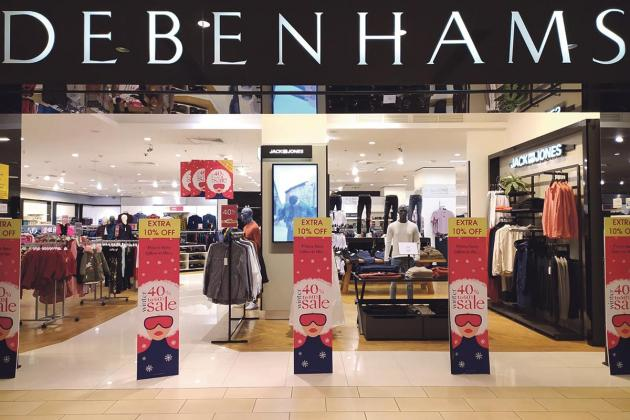 Debenhams, Mothercare, Marks and Spencer's franchises safe despite UK closures