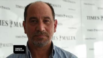Watch: 'You will go down like Daphne' - MP chronicles hate speech   MP Godfrey Farrugia is often at the receiving end of threats and insults