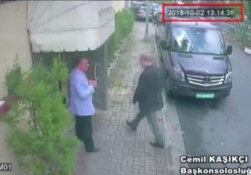 Turkish investigators search Saudi consulate premises again