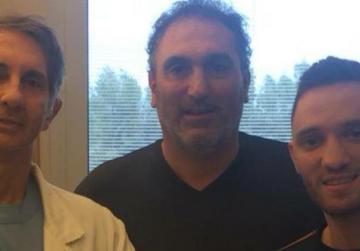 Sliema's Azzopardi undergoes knee surgery in Italy