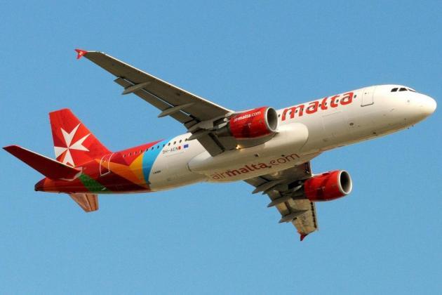Air Malta continuing 'lifeline' flights to London, Frankfurt and Amsterdam