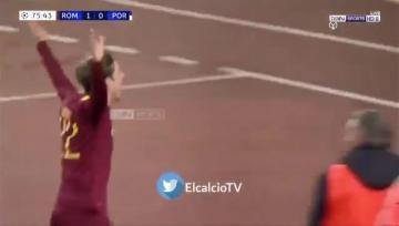 Watch: Zaniolo bags brace as Roma beat Porto 2-1