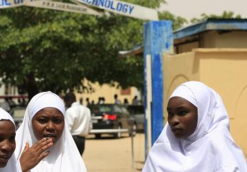 Parents say 101 Nigerian girls missing after suspected Boko Haram attack