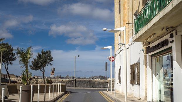 Mandraggio in Valletta.