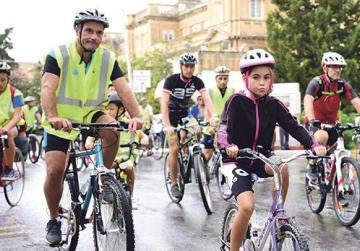'Cycling is just too dangerous in Malta'