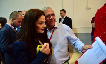 PL candidate Miriam Dalli is expected to be re-elected. Photo: Mark Zammit Cordina