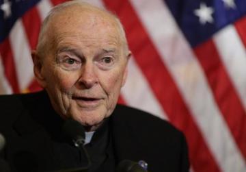 Vatican defrocks former US cardinal for sex abuse of minor