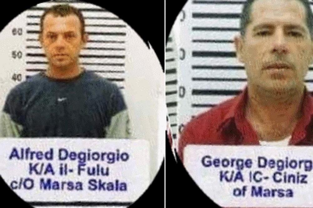 The Degiorgio brothers