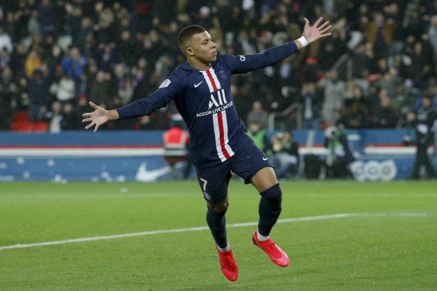 Mbappe to stay at PSG next season 'whatever happens'
