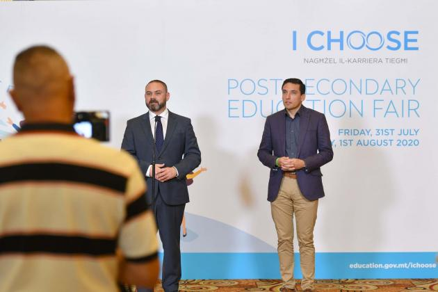 Fair aimed at providing information, support to students launched