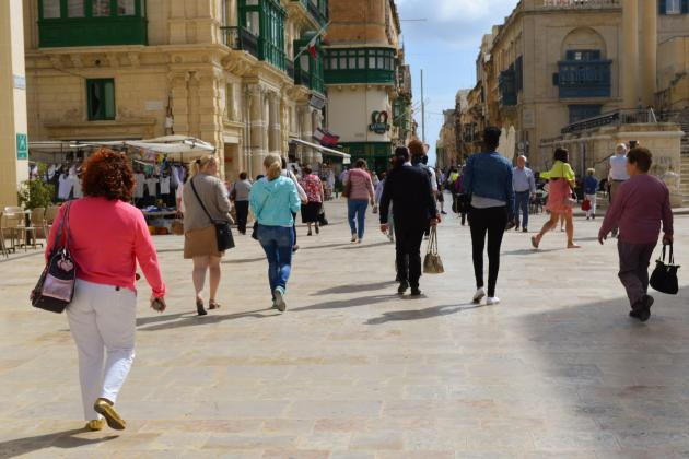 Malta falls two places on global competitiveness index