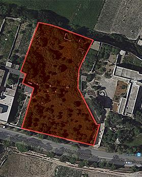 The development had been proposed within the highlighted plot of land along Telgħet is-Saqqajja in Rabat.