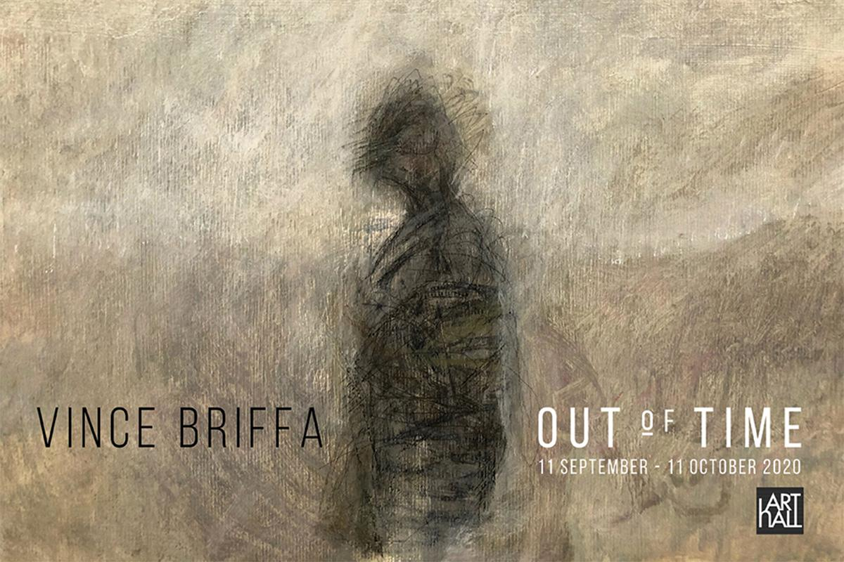 Exhibition poster for Out of Time