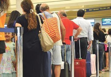 Overseas travel rises by 16% in the summer