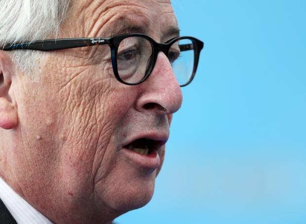 Jean Claude Juncker. Photo: AFP