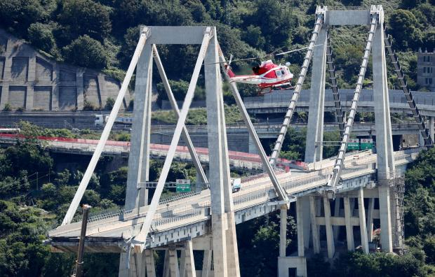 The two Serie A matches involving Genoa and Sampdoria have been postponed following the tragedy of the Morandi Bridge.