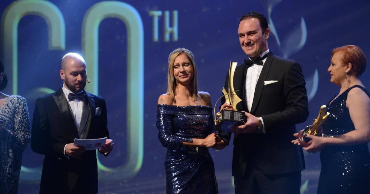 Bezzina, Gusman take top honours at SportMalta Awards