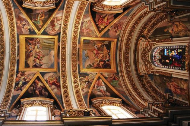 Paradise lost: the Mdina Cathedral dome saga