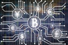 The global nature of cryptocurrencies makes them incredibly difficult to police.Photo:Shutterstock