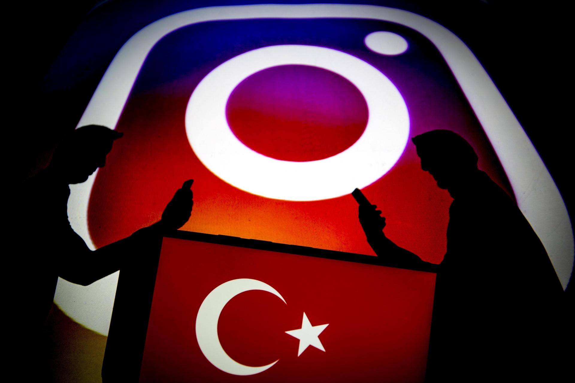 Under the new rules, platforms with more than one million daily users must open offices in Turkey that can deal with local court decisions to remove offending content within a day. Photo: AFP