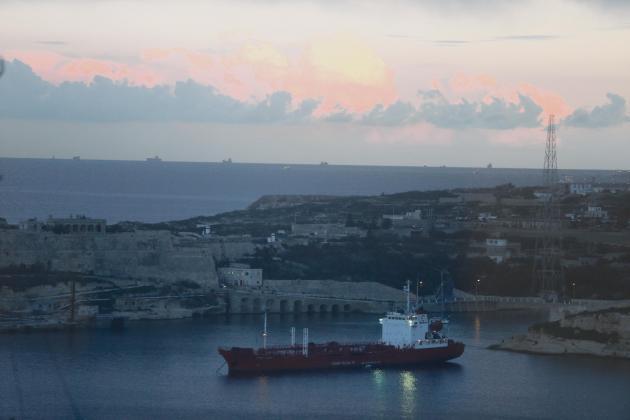 Venezuela using Hurds Bank, off Malta, 'to bypass US sanctions'