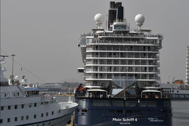 Greece reopens six ports to cruise ships