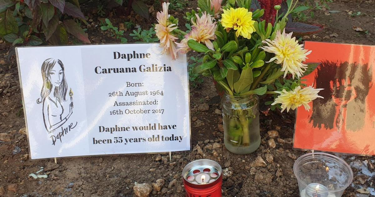 'No pardons': Caruana Galizia insists Fenech should be shown no clemency