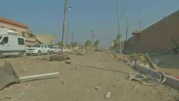 Islamic State using civilians as 'human shields' in Mosul