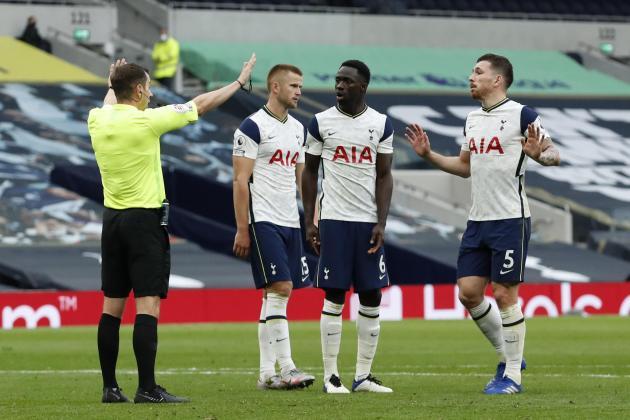 Watch: 'Nonsense' Newcastle penalty denies dominant Tottenham