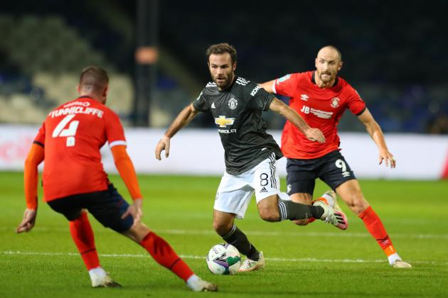 Man. Utd reach League Cup last 16 as coronavirus causes chaos