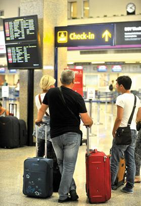 More than four million passengers passed through MIA last year.