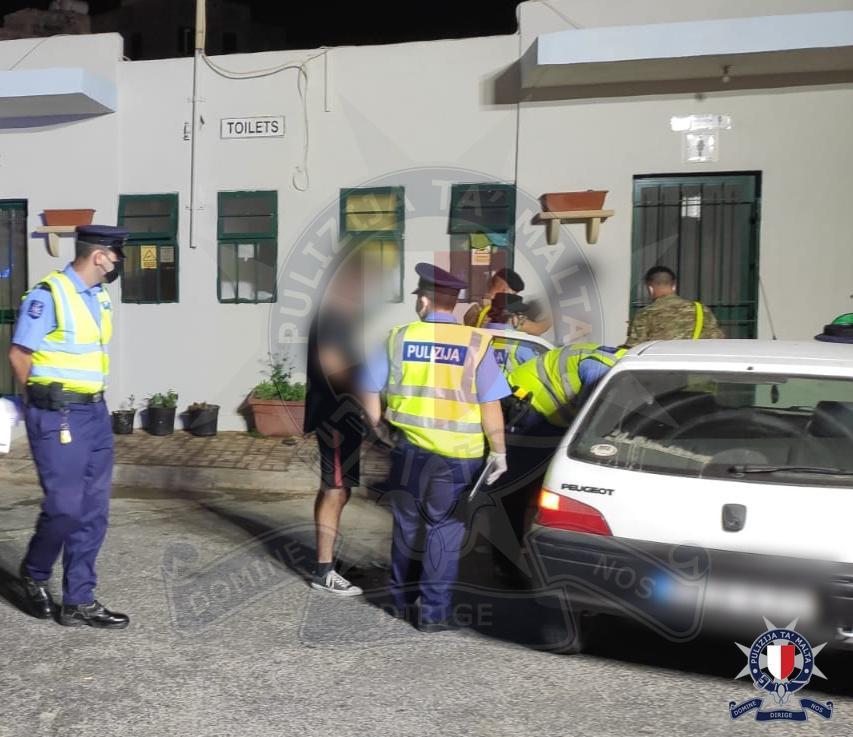 Photo: Malta Police Force