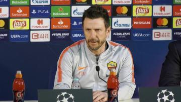 Watch: Roma's Di Francesco demands semi-final form after domestic stumble | Video: AFP