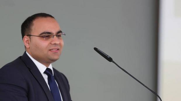 The head of JobsPlus Clyde Caruana.