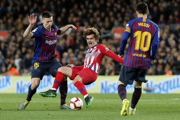Atletico will take Griezmann grievance to FIFA: press