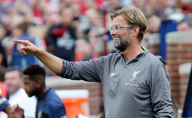 Liverpool manager Juergen Klopp is concerned by a number of injuries in defence.