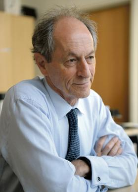 Prof. Sir Michael Marmot, director of the Institute of Health Equity at University College London. Photo: Matthew Mirabelli