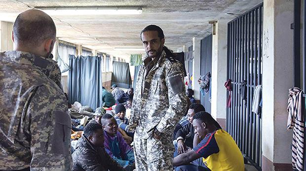 French/Italian/Tunisian drama The Order of Things