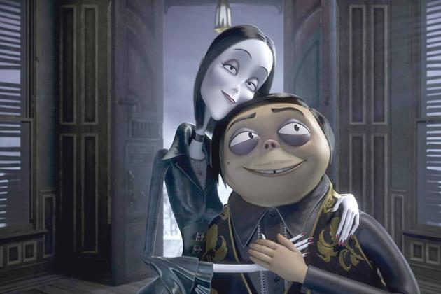 The Addams Family, family-friendly horror