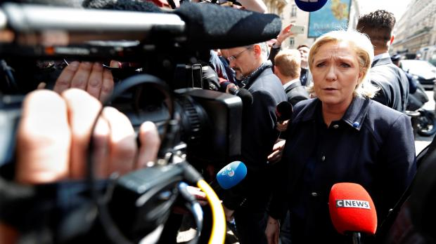 France's New Far-Right Leader Quits Over Alleged Holocaust Denial