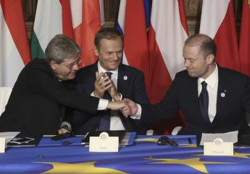 Doing nothing in not an option for EU - Muscat