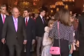 Watch: Tense stand-off between Spain's Queen Letizia and her mother-in-law