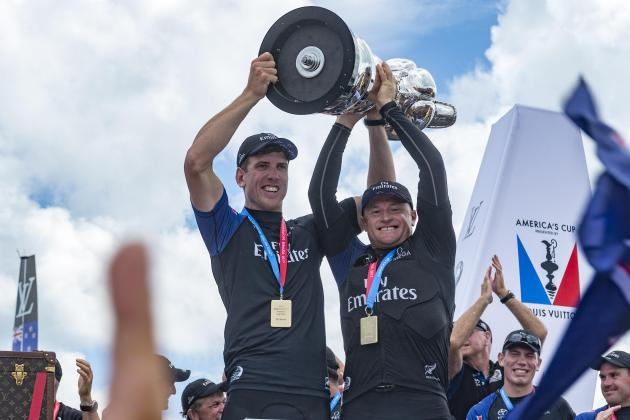 Spy claims hit America's Cup in New Zealand