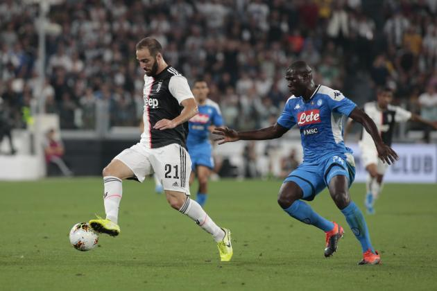 Watch: Koulibaly own goal hands Juventus late win in Napoli thriller