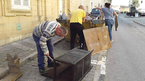 Regina Pacis in Balzan is being converted into a home to provide temporary shelter to a family in need or a small group of homeless people.